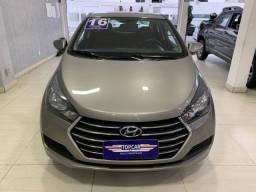 Título do anúncio: Hyundai HB20S 2016 Confort Plus 1.6 Automático Prata