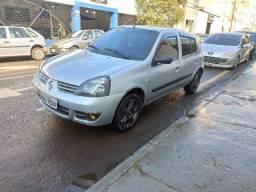 Renault - Clio Hatch. Expression 1.0 16V. Precinho Repasse! Completo!