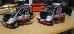 Título do anúncio: Miniaturas Mercedes classe A