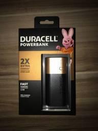 Bateria externa / portátil / PowerBank duracell