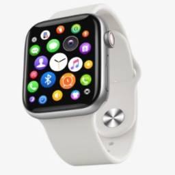Smartwatch X8. Ligação e redes sociais