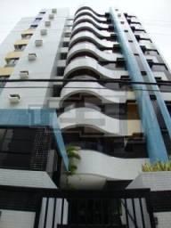 Alugo Apartamento com 3 suítes + Gabinete na Ponta Verde
