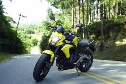Título do anúncio: Kawasaki Er6N  2013/14