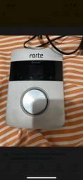 Interface de áudio Focusrite Forte pré neve Vende ou troca