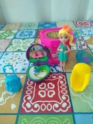 Lote de brinquedos usados