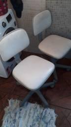 Título do anúncio: 02 cadeiras de escritório