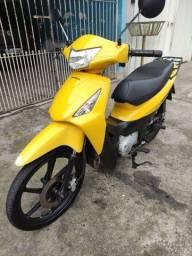 Título do anúncio: Honda Biz 125+ (Partida e Disco)