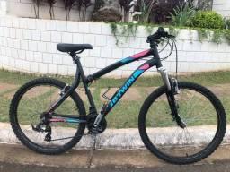 Bicicleta BTwin Rockeider 340 Aro 26 toda Shimano
