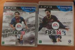 Jogo PS3 original FIFA