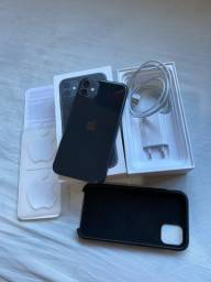 iPhone 11,128gb,bateria 99% ,caixa e acessórios
