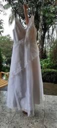 Vestido de Noiva Americano