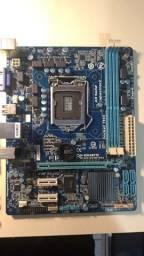 Placa mae socket 1155 DDR3
