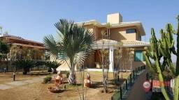 Título do anúncio: Casa com 4 dormitórios à venda, 325 m² por R$ 1.650.000,00 - Condomínio Jardins da Lagoa -