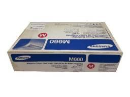 Título do anúncio: Toner Samsung CLP - M660B Magenta Original Novo