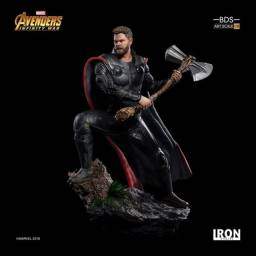 Thor Bds Art Scale 1/10 Avengers Infinity War - Iron Studios