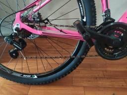 Vendo bike Ever Okm Nova cambio Shimano nota no nome do comprador pronta entrega