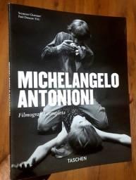 Livro Michelangelo Antonioni - Taschen (edição Em Espanhol) + DVDs-brinde