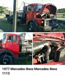 Vendo Mercedes 1113