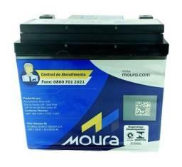 Bateria moura 6 amp Nova