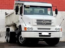 Caminhão 1620 6x2 Caçamba- 2011