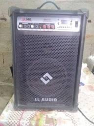 Caixa amplificadora LL áudio 140