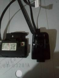 Teclado e sensor Wi-Fi. Para TV. Sansung.
