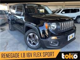 Título do anúncio: Jeep Renegade 2016 1.8 16v flex sport 4p automático