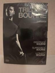 Dvd coleção Trilogia Bourne (lacrado)