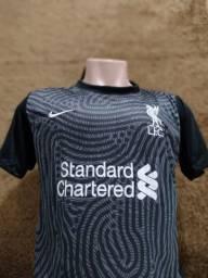 Camiseta do Liverpool
