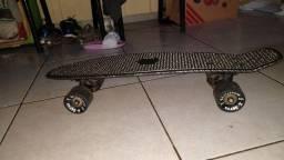 Título do anúncio: Skateboard  x-seven