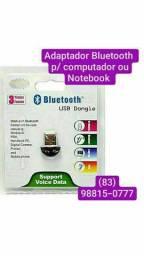 bluetooth de notebook