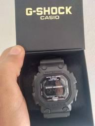 Título do anúncio: Relógio G-Shock DW5600 Preto fosco (estilo retrô)