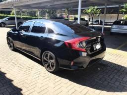 Honda civic 2017  aprovando para negativado!!