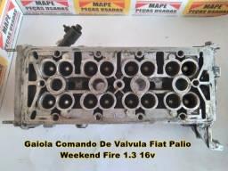 Gaiola Comando De Valvula Fiat Palio Weekend Fire 1.3 16v