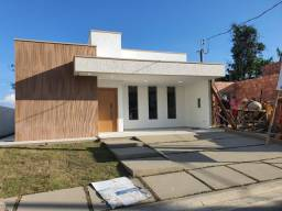 Casa na ponta negra  com 3 suítes moderna  e nova