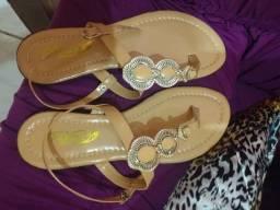 Vendo sandalia nunca usada
