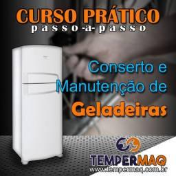 Curso de Reparo de Geladeiras e Freezer Domésticos Online
