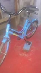 Título do anúncio: bicicleta  beniza aro 20
