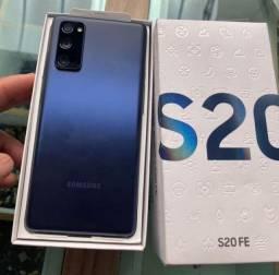 Samsung S20FE 128GB na garantia