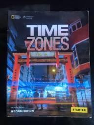 Livro Time Zones starter