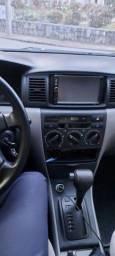 Título do anúncio: Corola 2004 automático xei vendo ou troco com volta