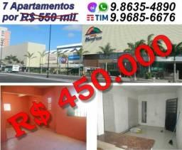 Abaixou, Residencial completo no Benfica a venda, Ótima Renda, Excelente Investimento