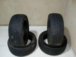 Vendo 4 pneus 235/55 R 17