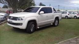 VOLKSWAGEN AMAROK 2.0 HIGHLINE 4X4 CD 16V TURBO INTERCOOLER DIESEL 4P AUTOMÁTICO - 2014