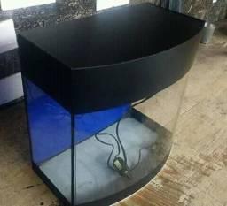 Fabricação de aquário ACEITO CARTÃO