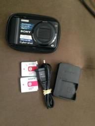 Sony DSC H70 + Case + Cartão de Memoria 16gb + Caixa + 2 Baterias