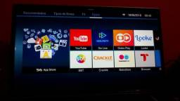 Smart tv original pega WiFi