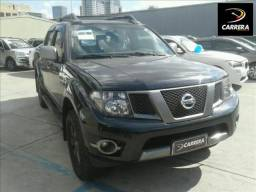 Nissan Frontier 2.5 sv Attack 10 Anos 4x4 cd Turbo - 2013