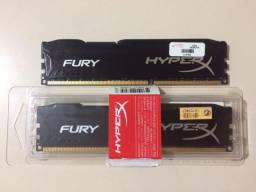 Kingston HyperX Fury DDR3 16GB (2x8GB) 1866MHz