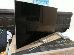Smart tv Samsung QLED 4k 55 polegadas nova na caixa